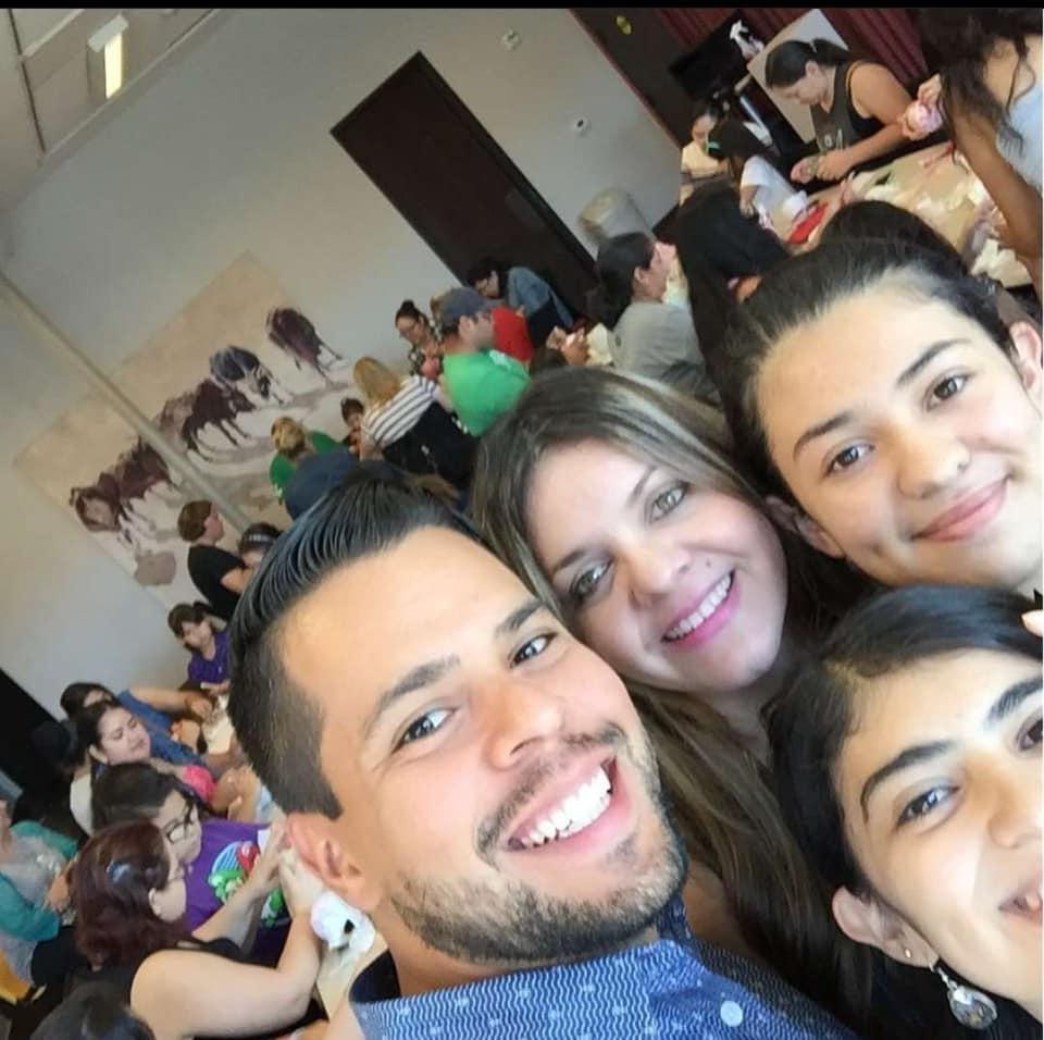 Dia de Los Muertos workshop (2015)