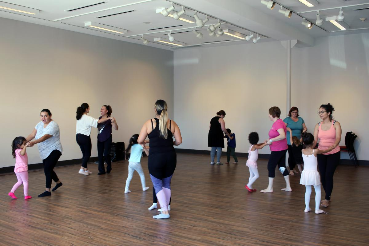 Mommy & Me: Dance & Movement Class
