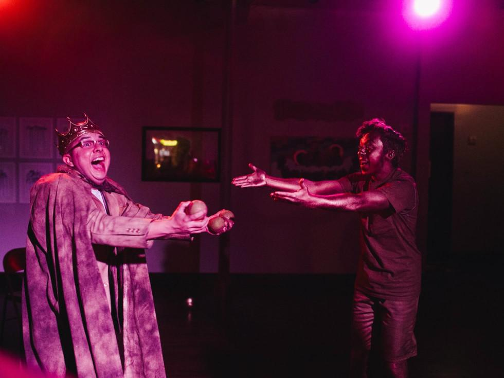 Midas by Prism Movement Theatre (2016)